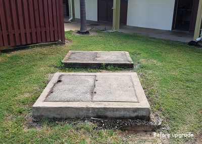 Lucinda Caravan Park | Before