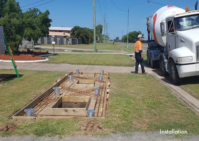 Hinchinbrook Shire Council Project